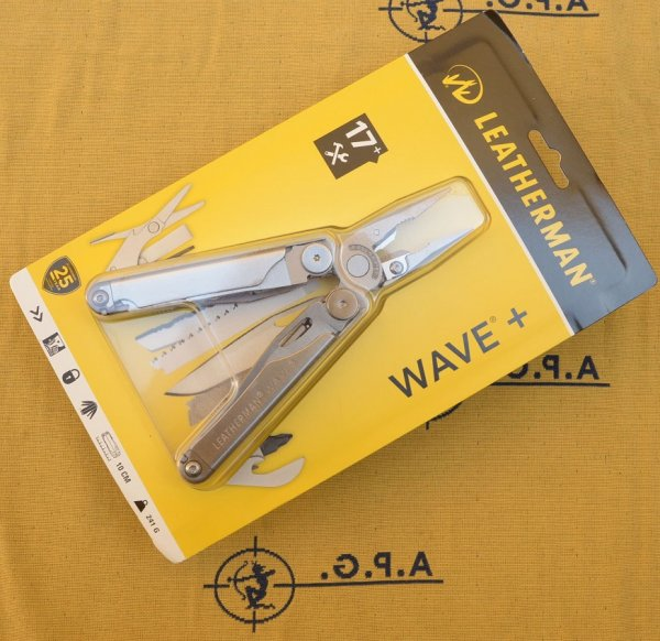 LEATHERMAN WAVE PLUS 832525