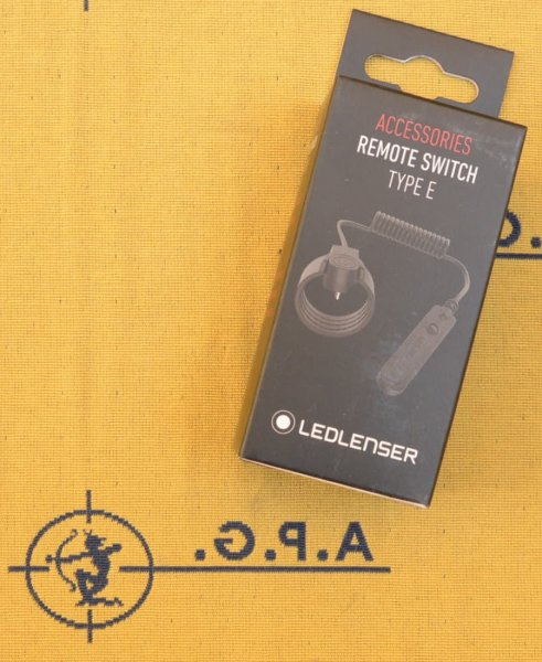 LEDLENSER REMOTE SWITCH TYPE E 501025